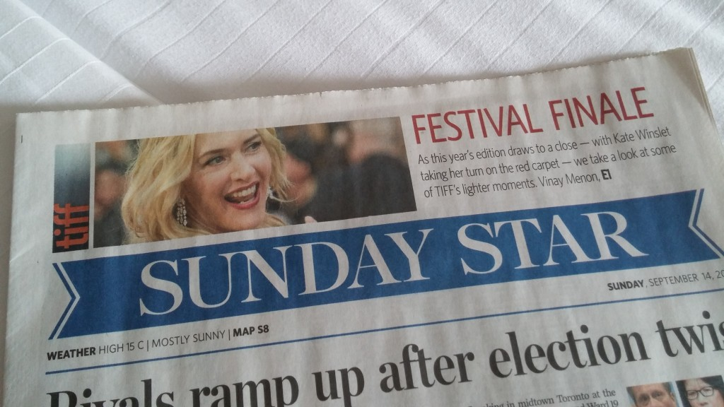 Sunday Star - tiff