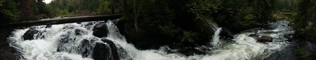 Auf dem Trail
