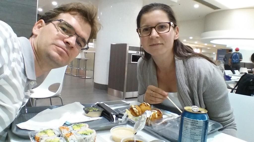 Sushi in Ville Souterraine